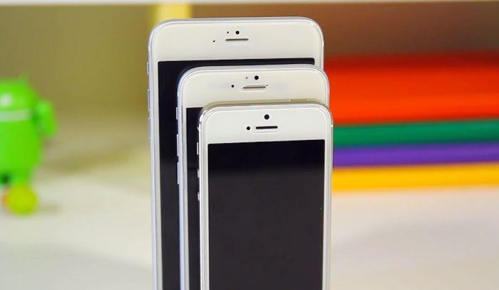 iPhone 6 de 4.7 y 5.5 Pulgadas No Serán Iguales Por Dentro