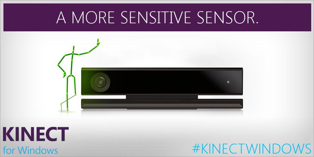 El Nuevo Kinect para Windows llega el 15 de Julio
