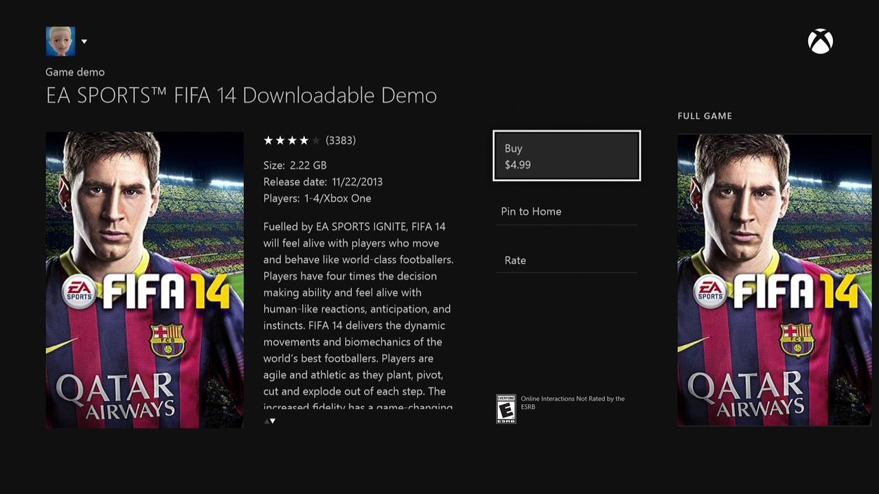 Electronic Arts vuelve a dar de que hablar, ahora cobran los demos