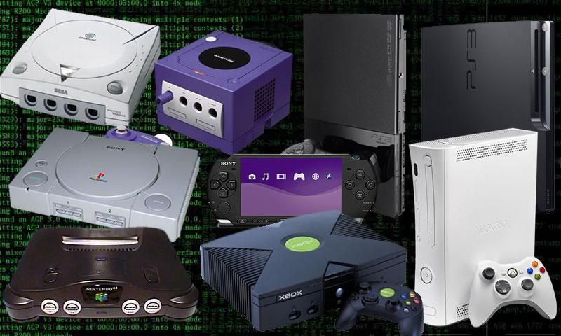 que consolas de videojuegos