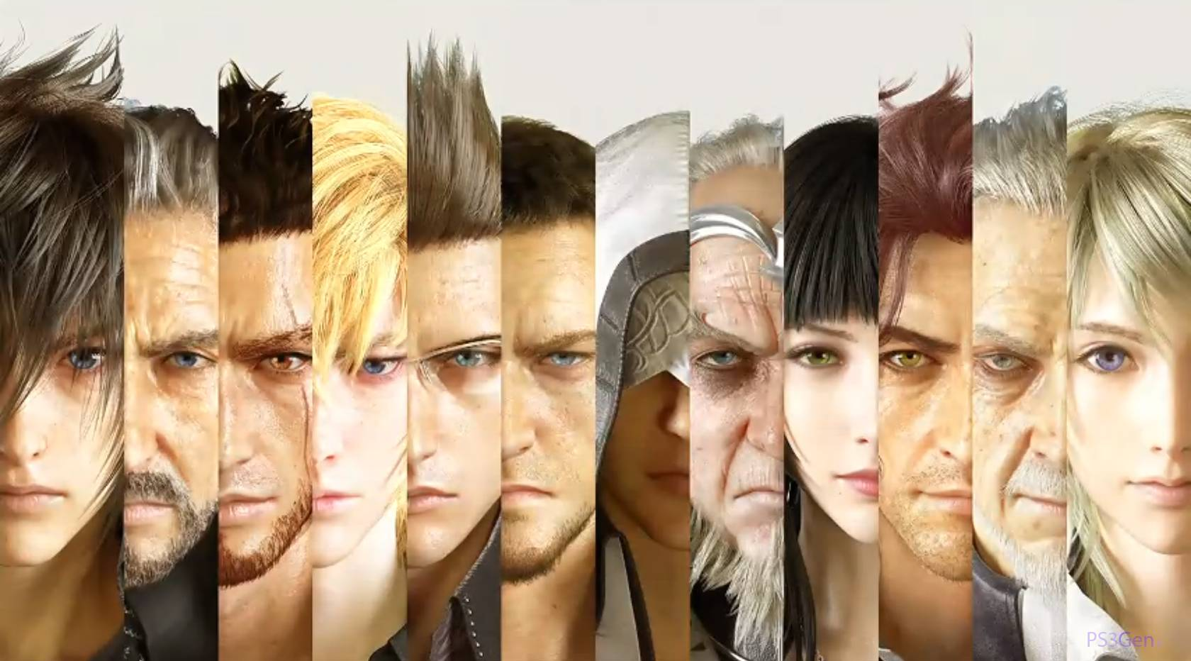 TGS 2014: Final Fantasy XV Muestra Gameplay Impresionante
