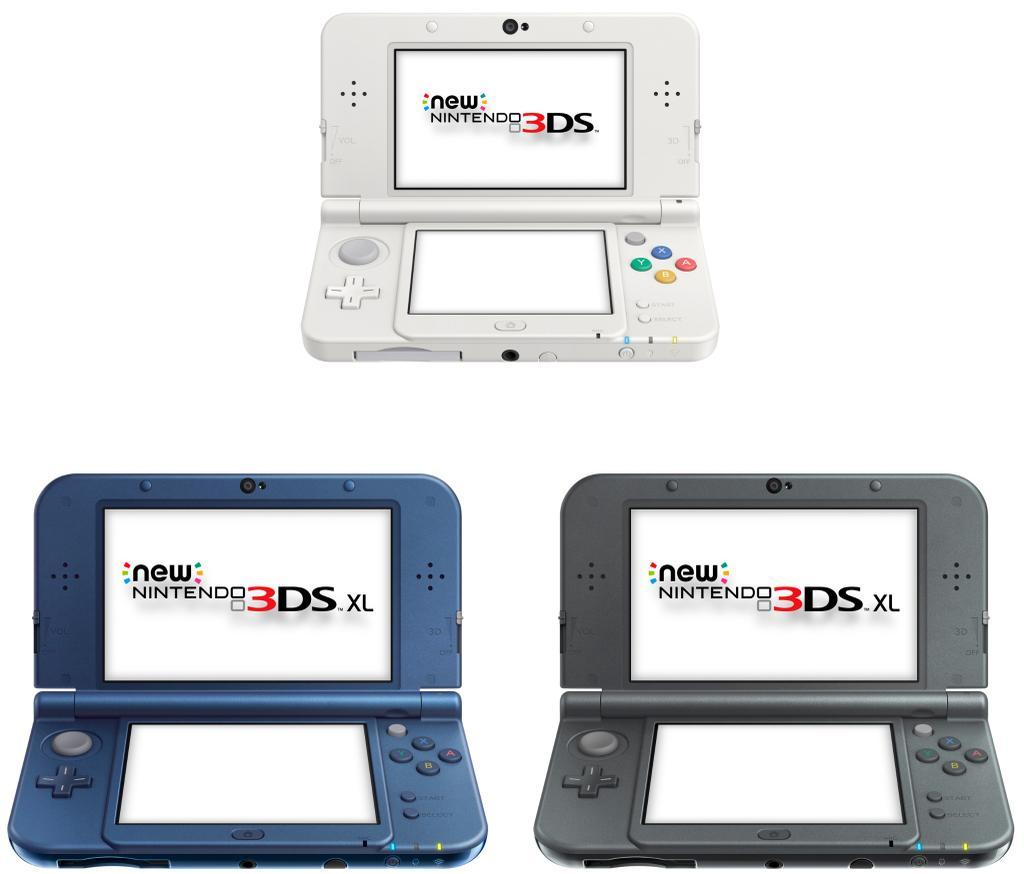 Comercial Del Nuevo 3DS Y XL Nos Muestra Sus Mejoras