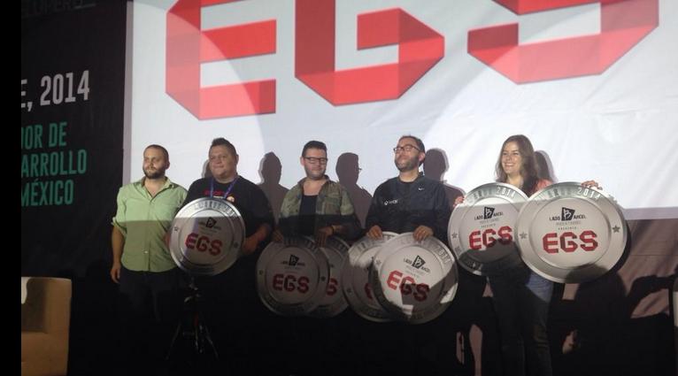 EGS 2014 Conoce a los ganadores de los EGS Awards