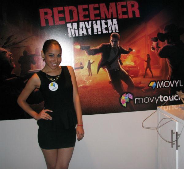 Redeemer Mayhem un juego hecho a la mexicana