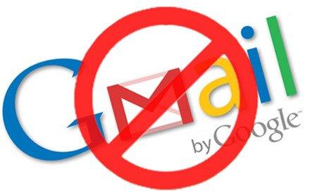 China dice adiós a Gmail