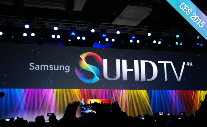 CES 2015: Revive la conferencia de Samsung