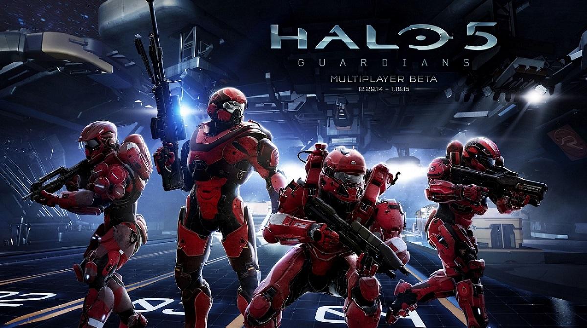 Beta Halo Guardians llega a su ultima semana