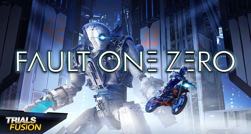 Ubisoft anuncia Fault One Zero para Trials Fusion