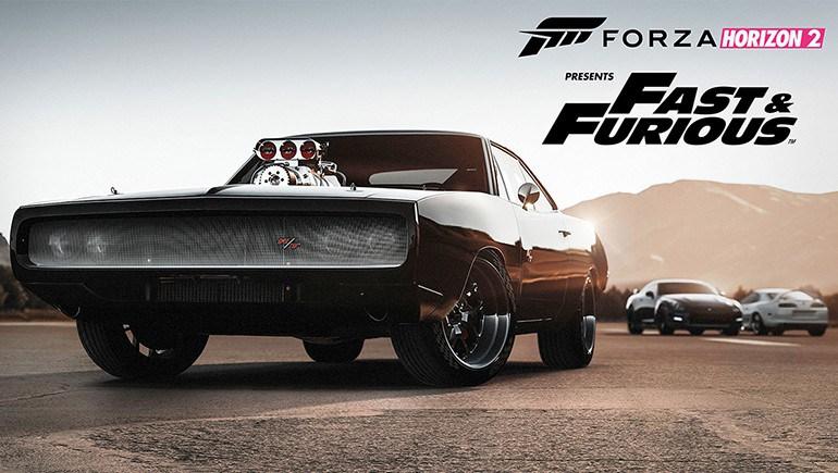 Fast & Furious llega como expansión a Forza Horizon 2