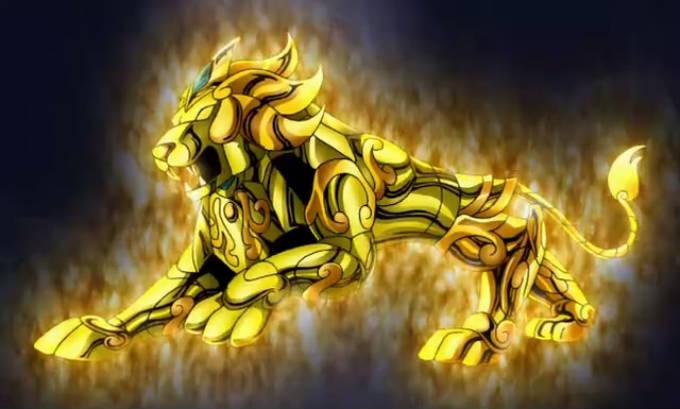 Armadura dorada de Leo será exhibida en la expo reforma