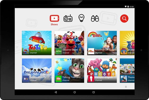 YouTube Kids será la app diseñada para niños