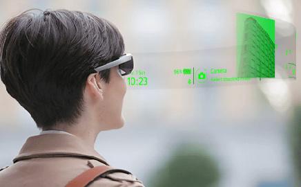 Sony apuesta por SmartEyeglass, los nuevos lentes inteligentes