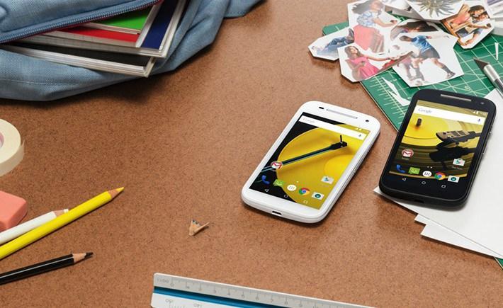 Motorola anuncia el nuevo Moto E