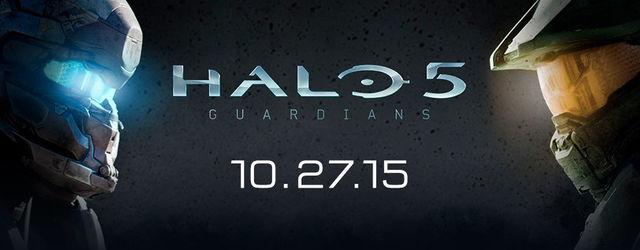 Halo 5 Guardians se Confirma la fecha de Lanzamiento