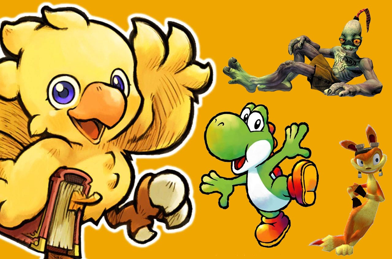 Top 5: Las Mascotas mas tiernas de los videojuegos