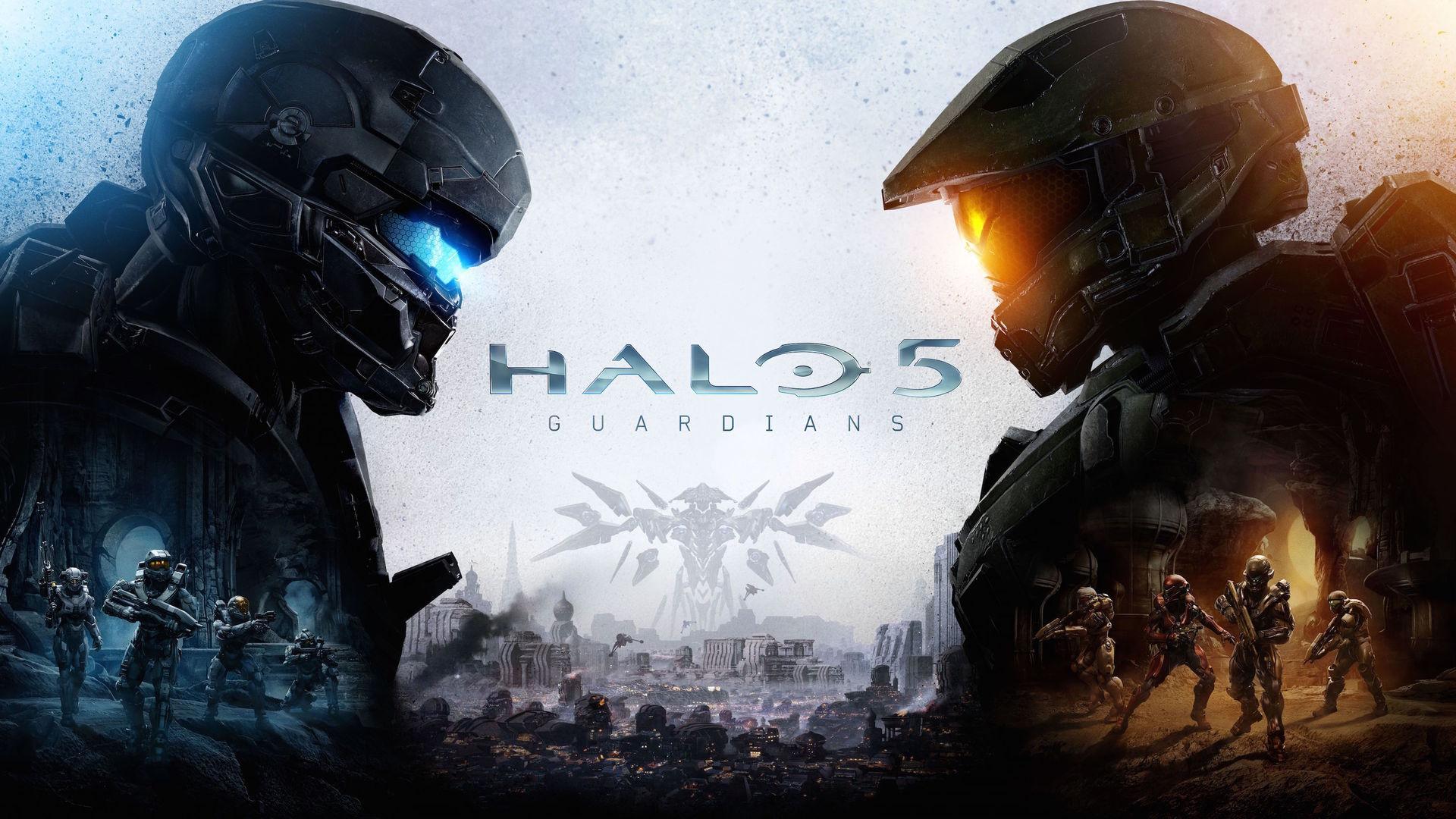 Halo 5 Guardians Portada Oficial
