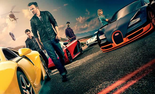 Película de Need For Speed 2 ya está en desarrollo