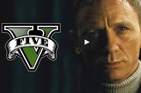Trailer de Spectre es recreado usando GTA V