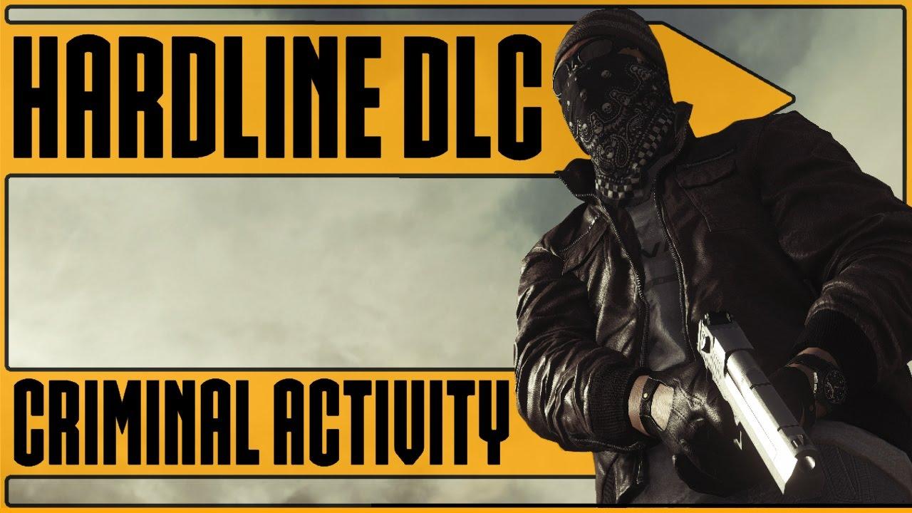 Criminal Activity primer DLC de Battlefield Harlline