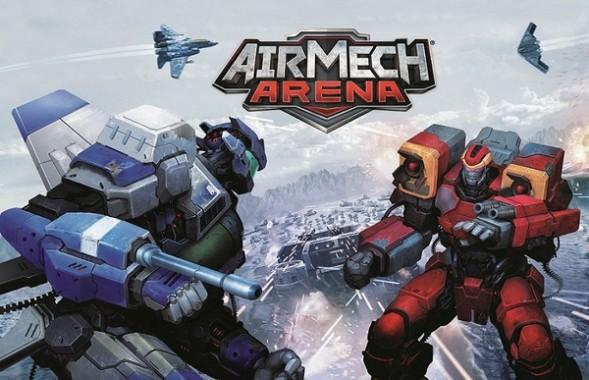 AirMech Arena disponible para Xbox One y PlayStation 4