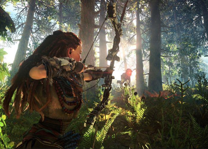 Horizon Zero Dawn Presenta Gameplay Exclusivo De PS4