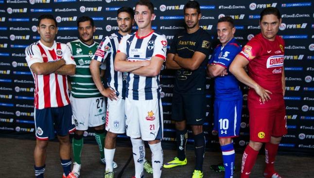 Liga MX busca portada para FIFA 16