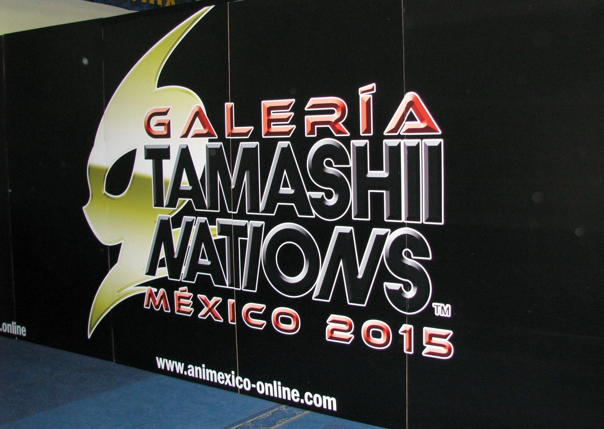 Lo mejor de Tamashii Nations 2015