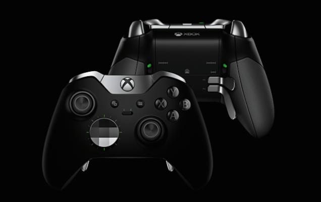 E3 2015 Control Elite llega a Xbox One