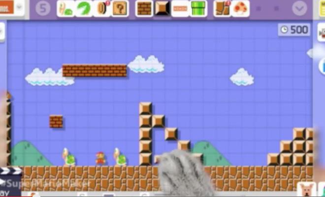 E3 2015 Super Mario Maker y Yoshi's Woolly World muestran detalles