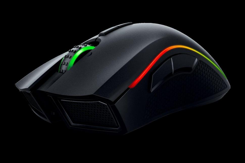Razer Mamba El Mejor Mouse Gamer Presentado En El E3