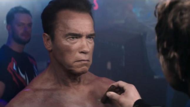 Terminator será personaje jugable en WWE 2K16