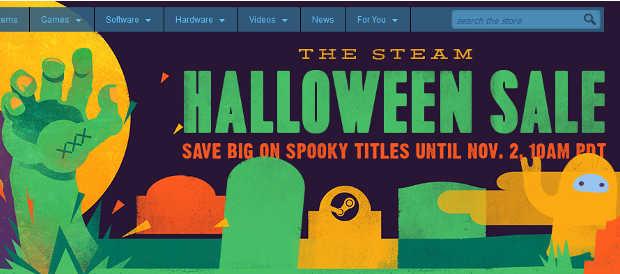 Halloween llega a Steam con grandes ofertas