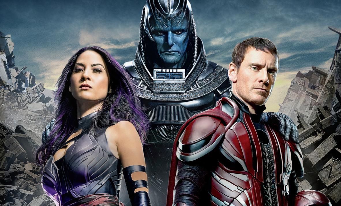 Mira el emocionante trailer de X-Men: Apocalipsis