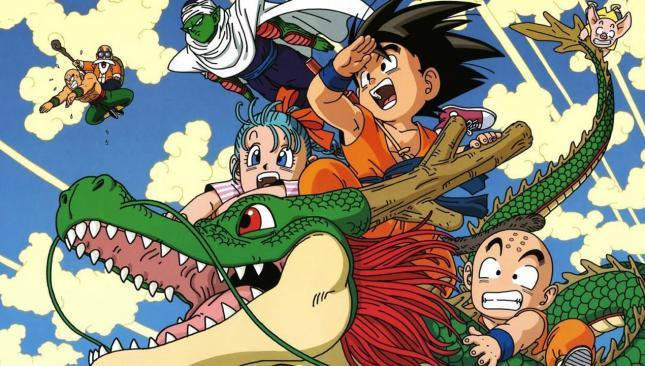 Dragon Ball Cumple Hoy 31 años desde su primera publicación