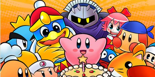Kirby cumple 23 años desde su lanzamiento