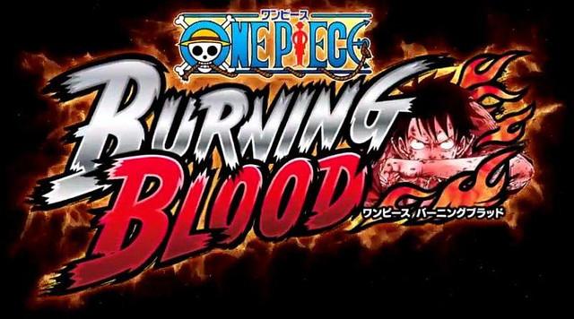 Debuta One Piece: Burning Blood con trailer incluido
