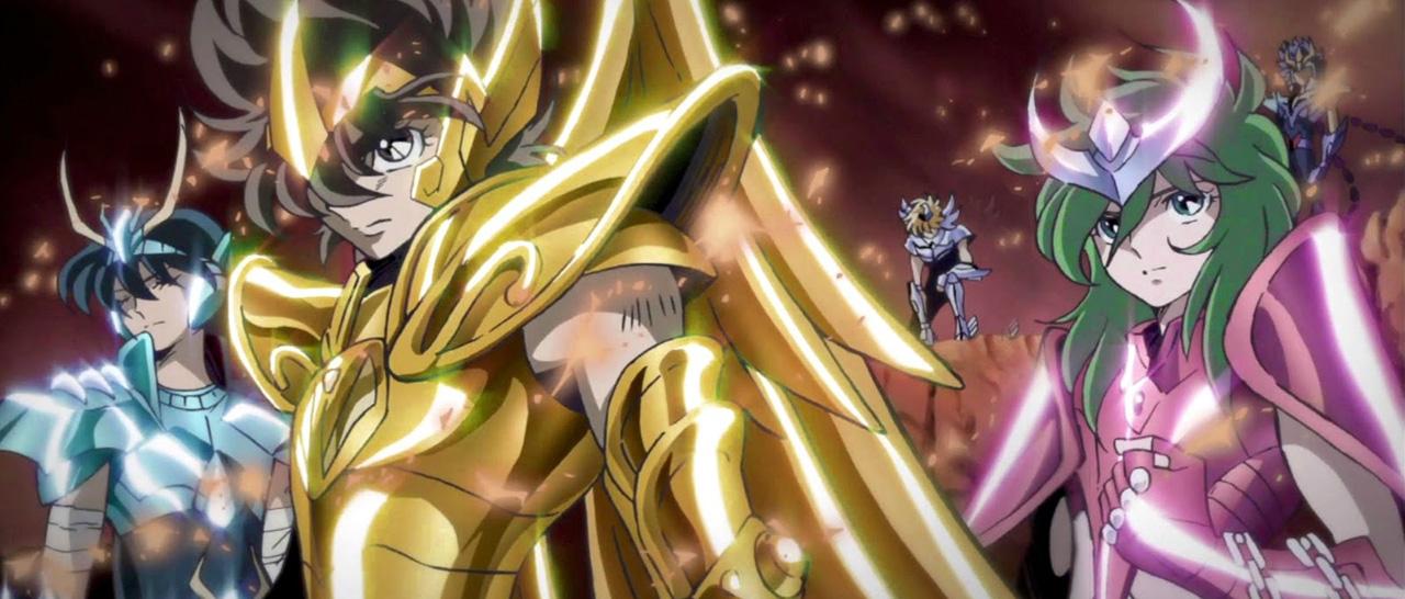 ¡Eleven el cosmo! Los Caballeros del Zodiaco tendrán nueva saga en el 2016