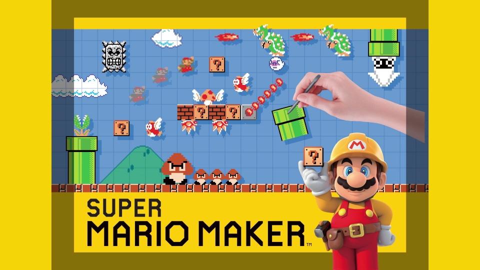 Super Mario Maker detalles de la próxima actualización