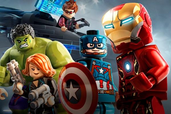 Lego Marvel Avengers llega con un nuevo Tráiler