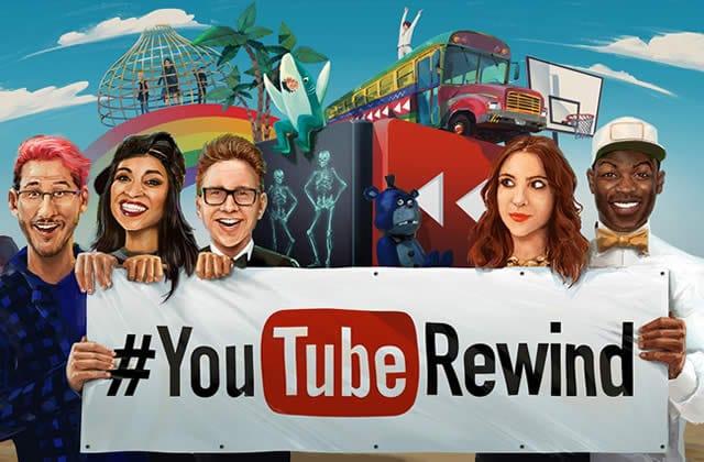 Revive lo mejor del año de YouTube en 6 minutos