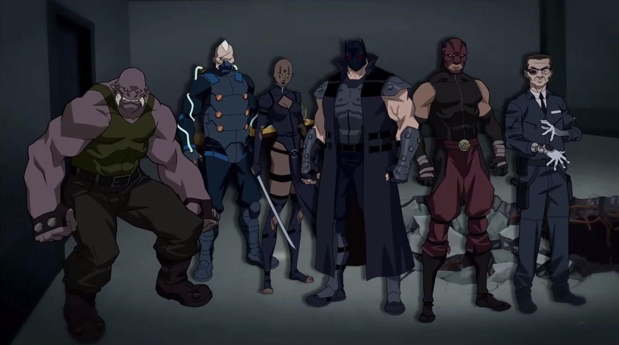 Mira los primeros 5 minutos de la nueva pelicula Batman: Bad Blood.