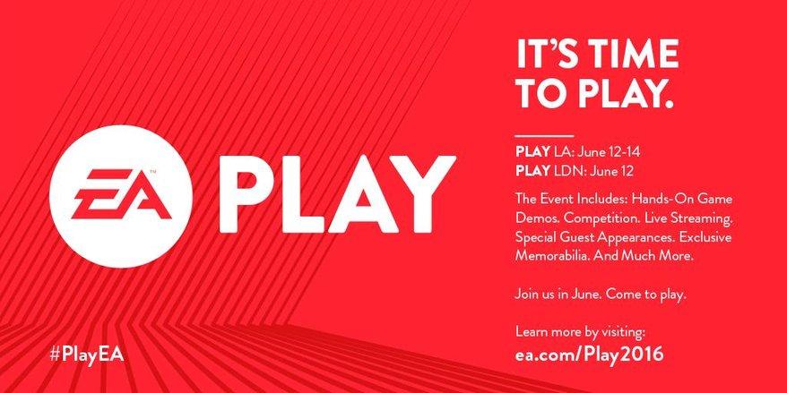 EA Play Event conoce todas las novedades de este evento
