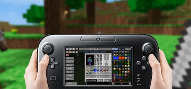 Minecraft de Nintendo Wii U recibirá su modo Historia el 21 de Enero