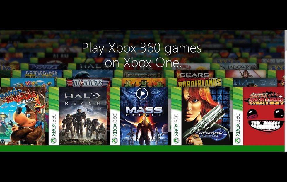 Retrocompatibilidad títulos del mes de Enero en Xbox One