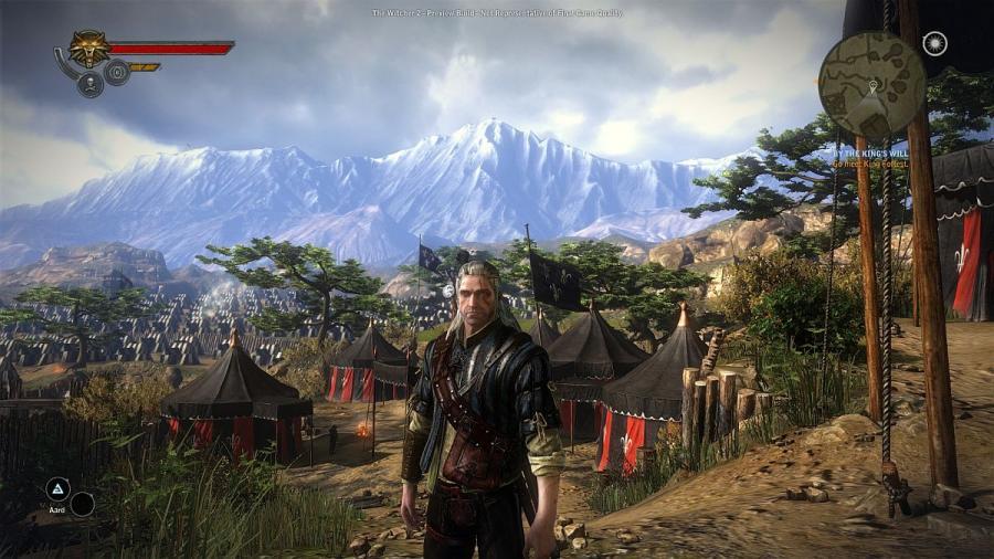 Revisa el desempeño de The Witcher 2: Assassins of Kings en Xbox One