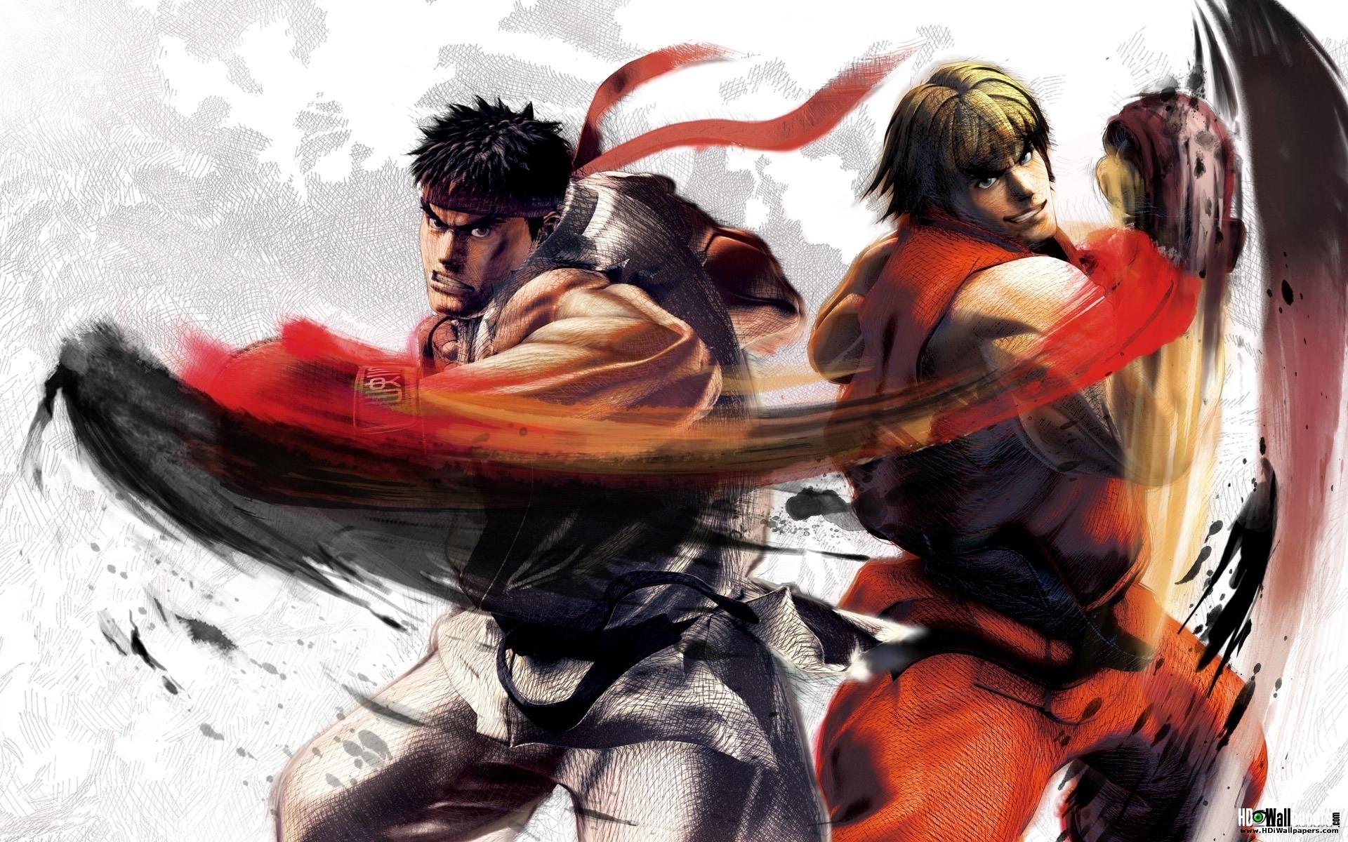 Actualización Gratuita de Streeth Fighter V se revelan más detalles