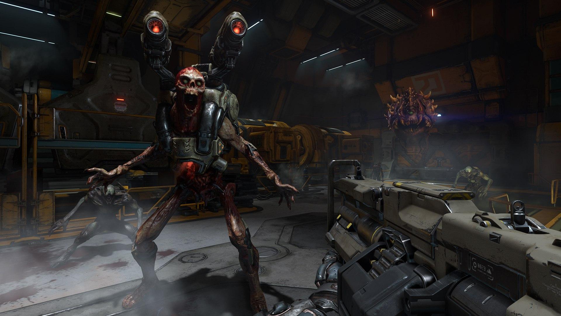Id Software nos sorprende con la confirmacion de la duración de Doom