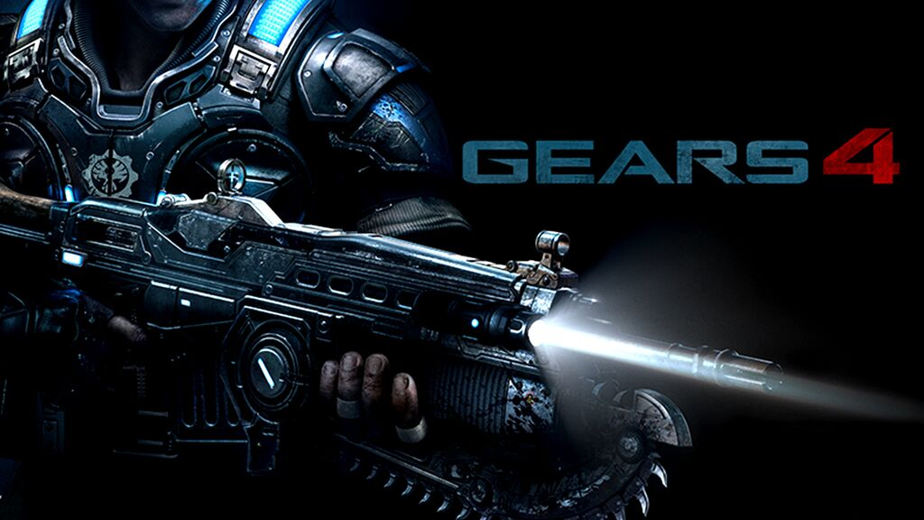 Al adquirir Gears 4 recibe todas las ediciones de Gears of War