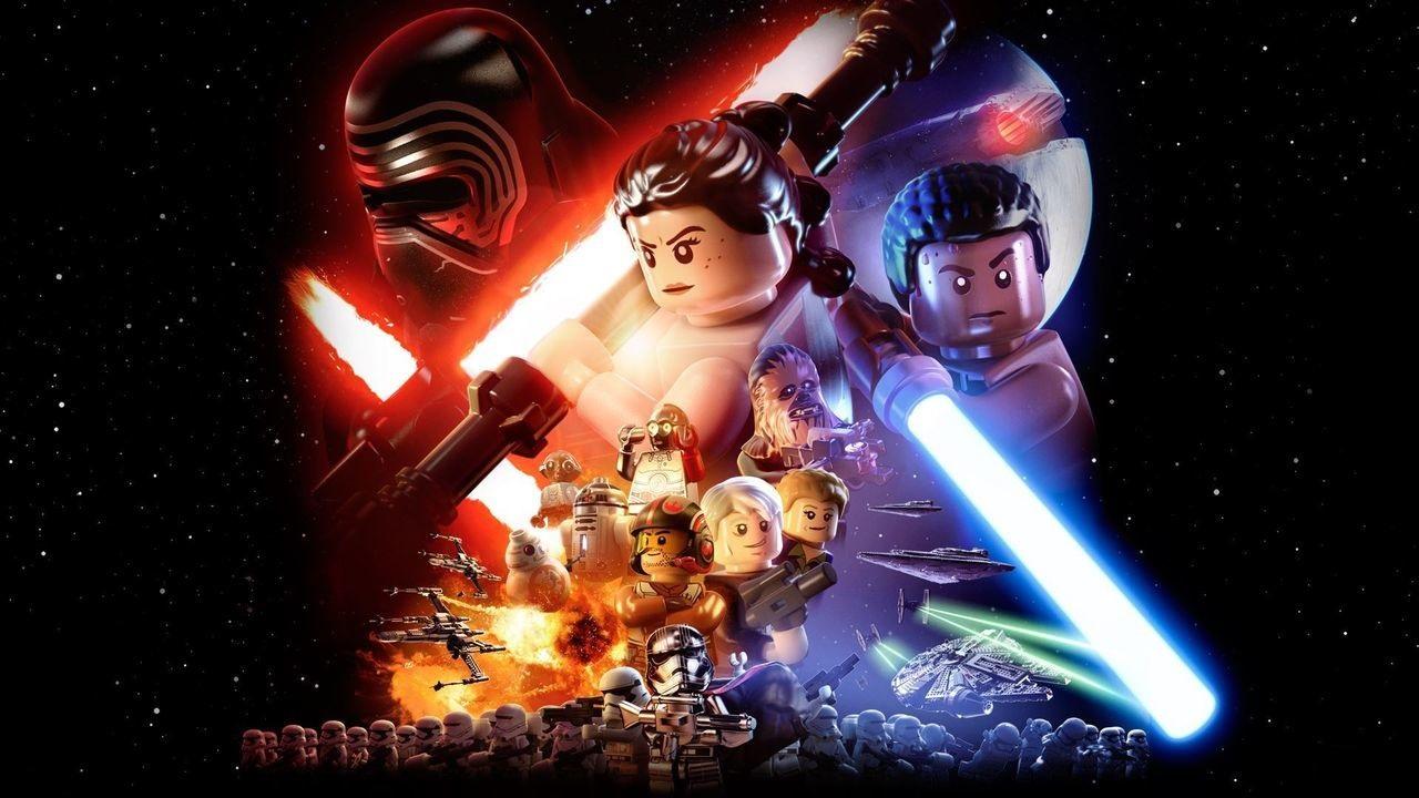 Lego Star Wars episodio 7 el despertar de la fuerza confirmado