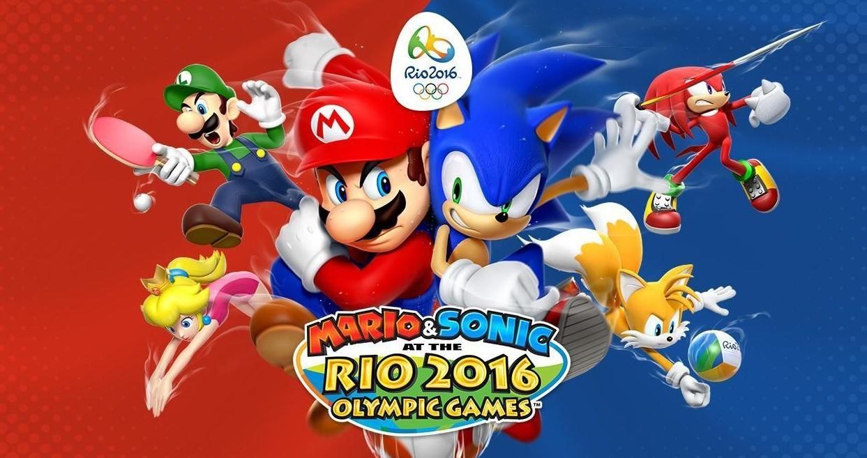 Mario y Sonic se confirma su fecha de lanzamiento